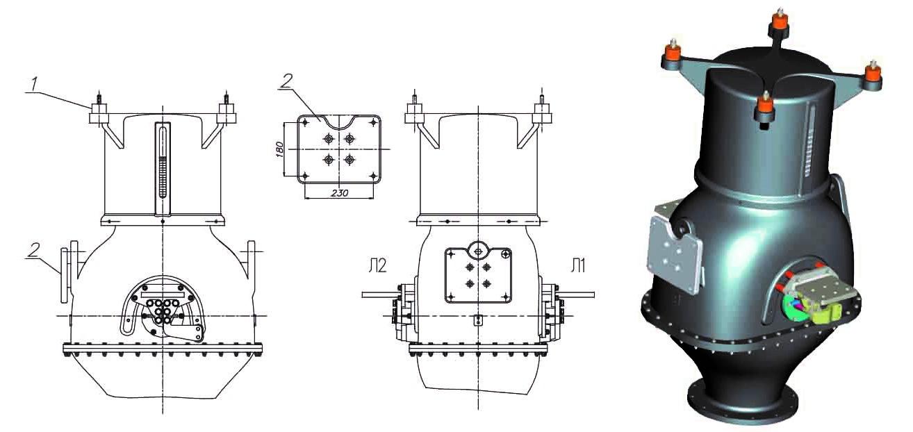 ЗРО-500-2; ЗРО-750-2