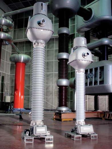 Измерительные трансформаторы тока используют как масштабные преобразователи тока, а также и для подачи стандартных, годных к использованию токов в различных установках для мониторинга, измерения и защиты и, в тоже время, для изоляции защитного и измерительного оборудования от высокого напряжения системы.